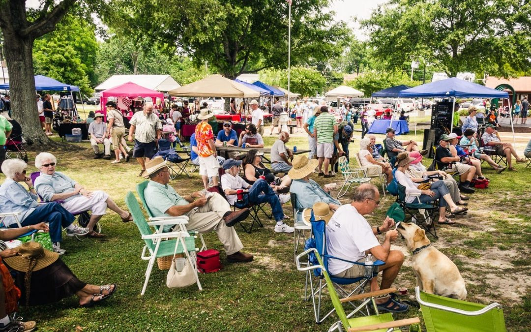 SUMMER CONCERTS near Albemarle Plantation