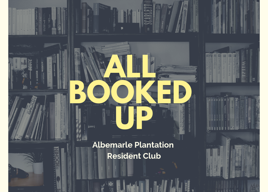 AP BOOK CLUB REPORT: All Booked Up