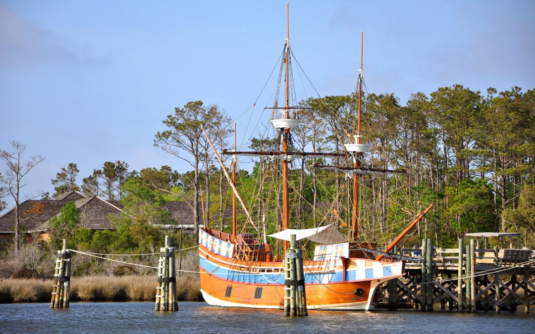 An Incredible Day Trip Centuries In The Making: Roanoke Island Festival Park and Manteo, NC