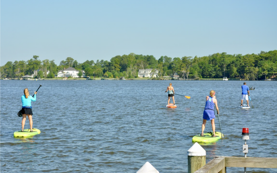 SOUND SPORTS CLUB NEWS: Paddleboard Event