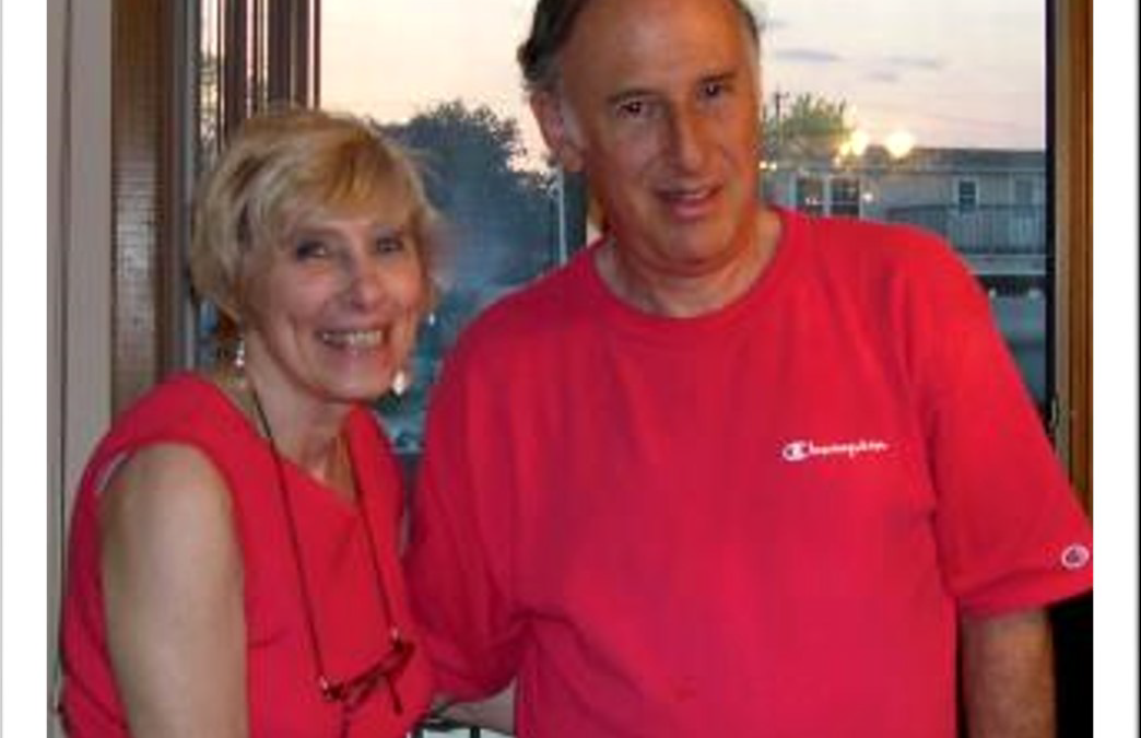 WHO'S NEW: Joan and Howard Brock