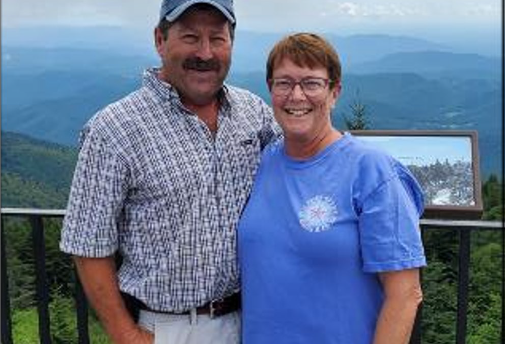 WHO'S NEW: Gregory and Sally Hudson