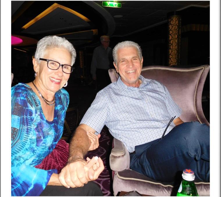 Who's New: Chuck and Linda Kaul