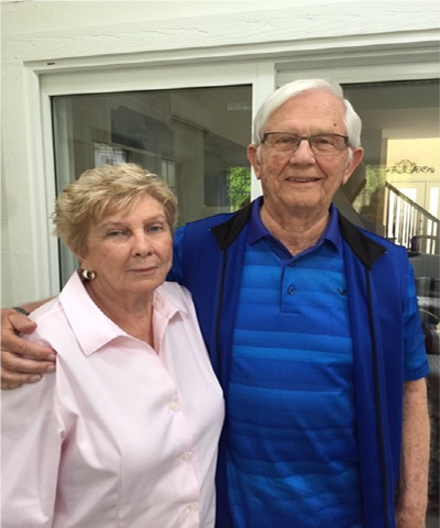 GET TO KNOW YOUR NEIGHBORS: Frank and Linda Seemar