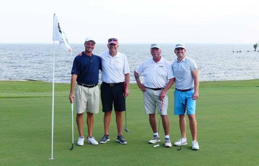 BIGGS Classic: Pro Golfers Visit AP