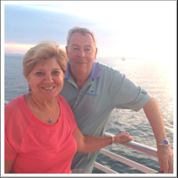 Who's New: Joan and John Stefura