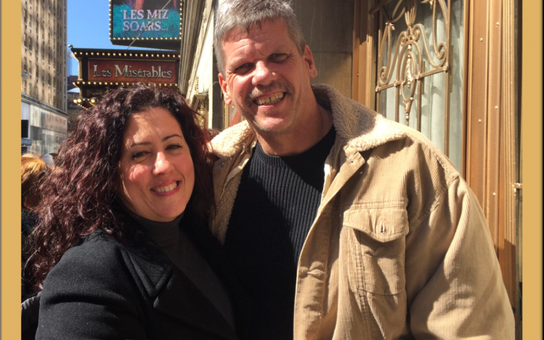 Who's New: Jackie and Paul Weiss