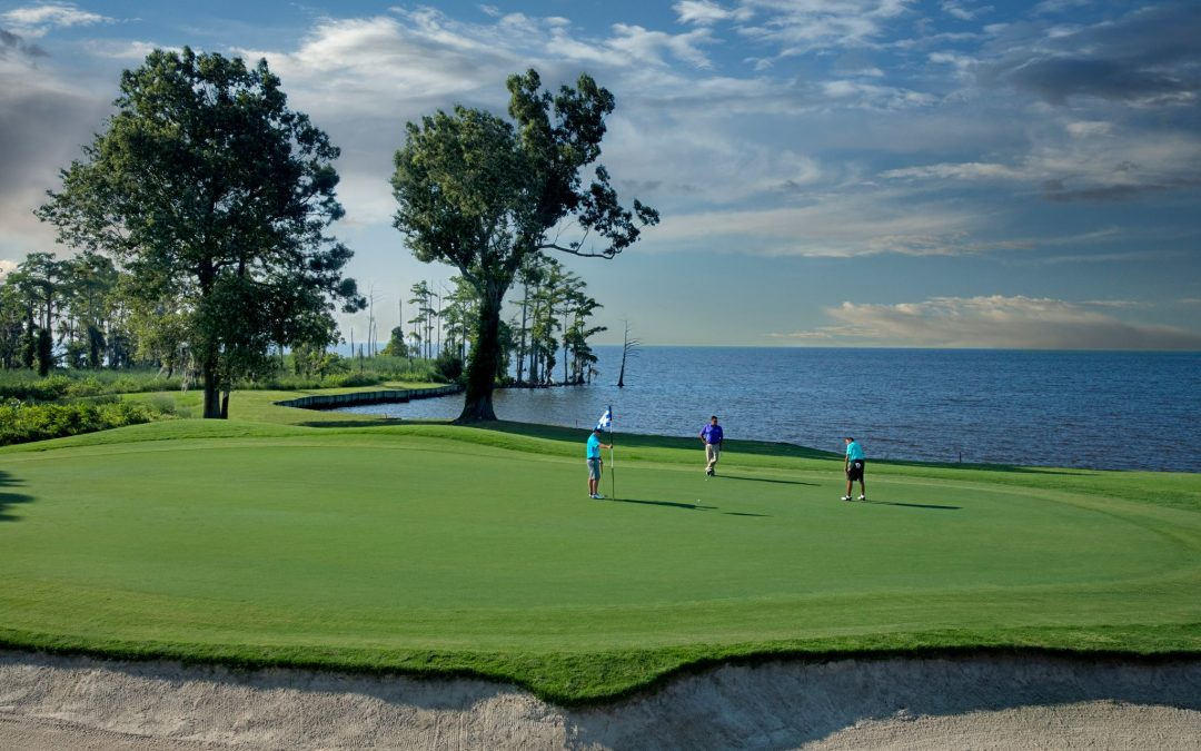 An Insider's Look at The Sound Golf Links
