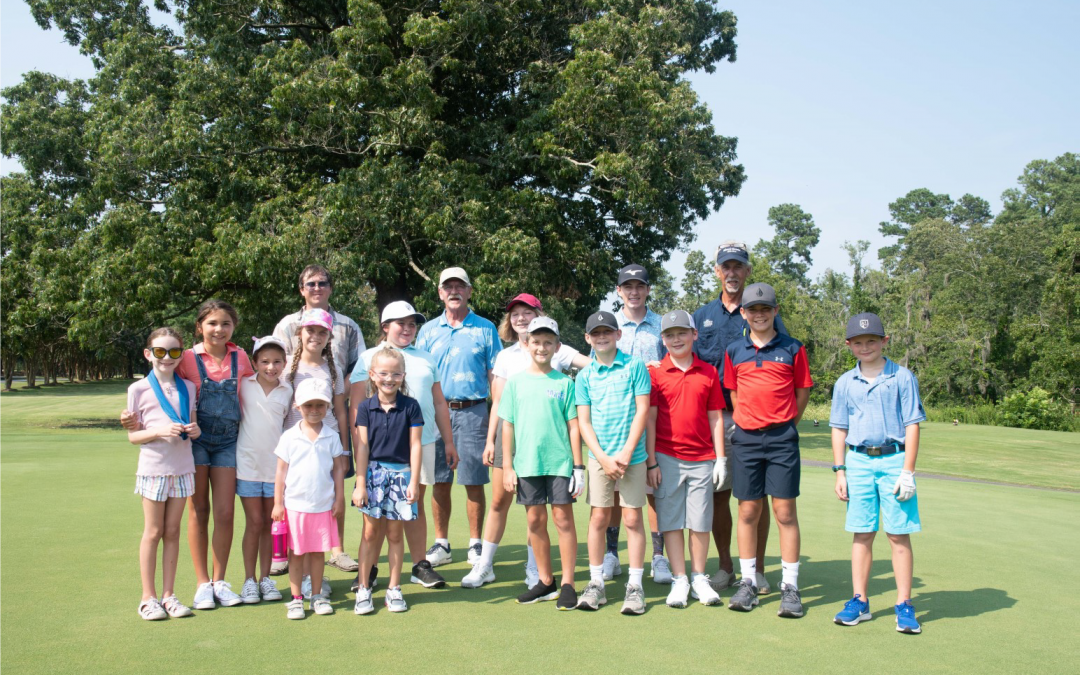GOLF NEWS: Youth Golf Camp Premieres